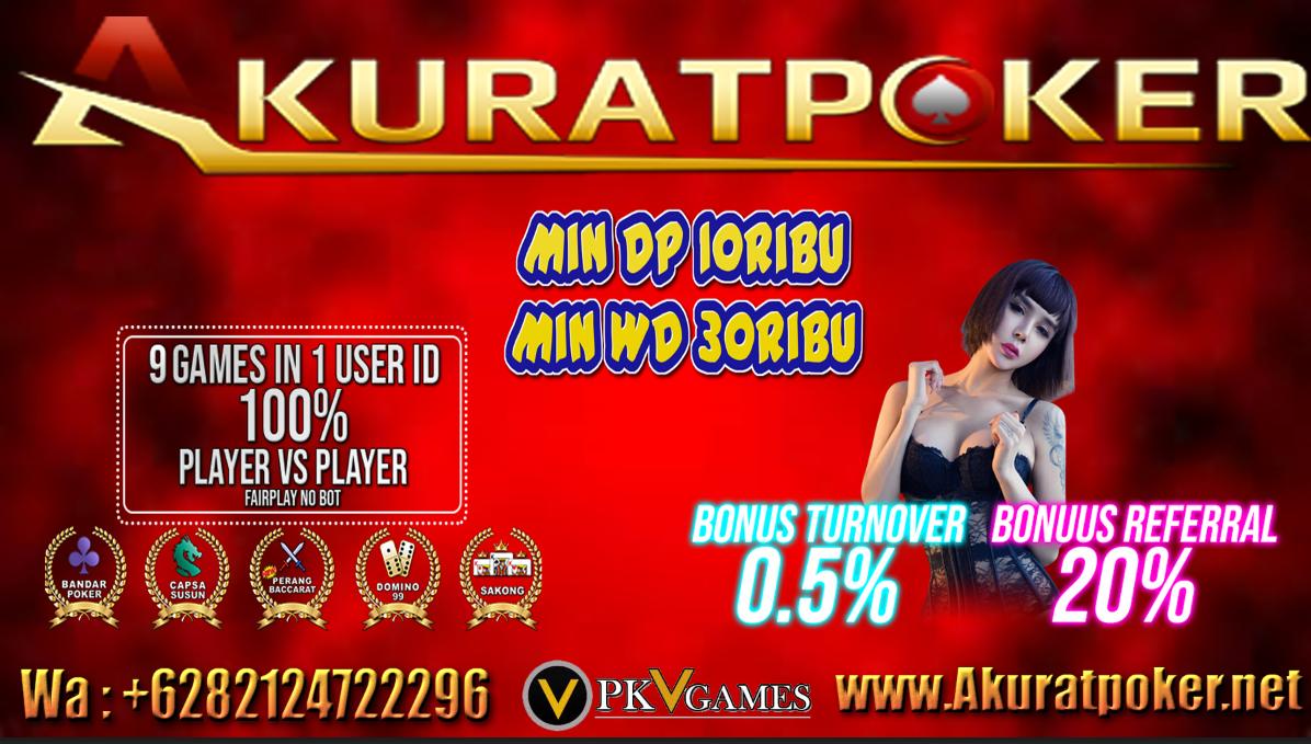 pkvgames online akuratpoker