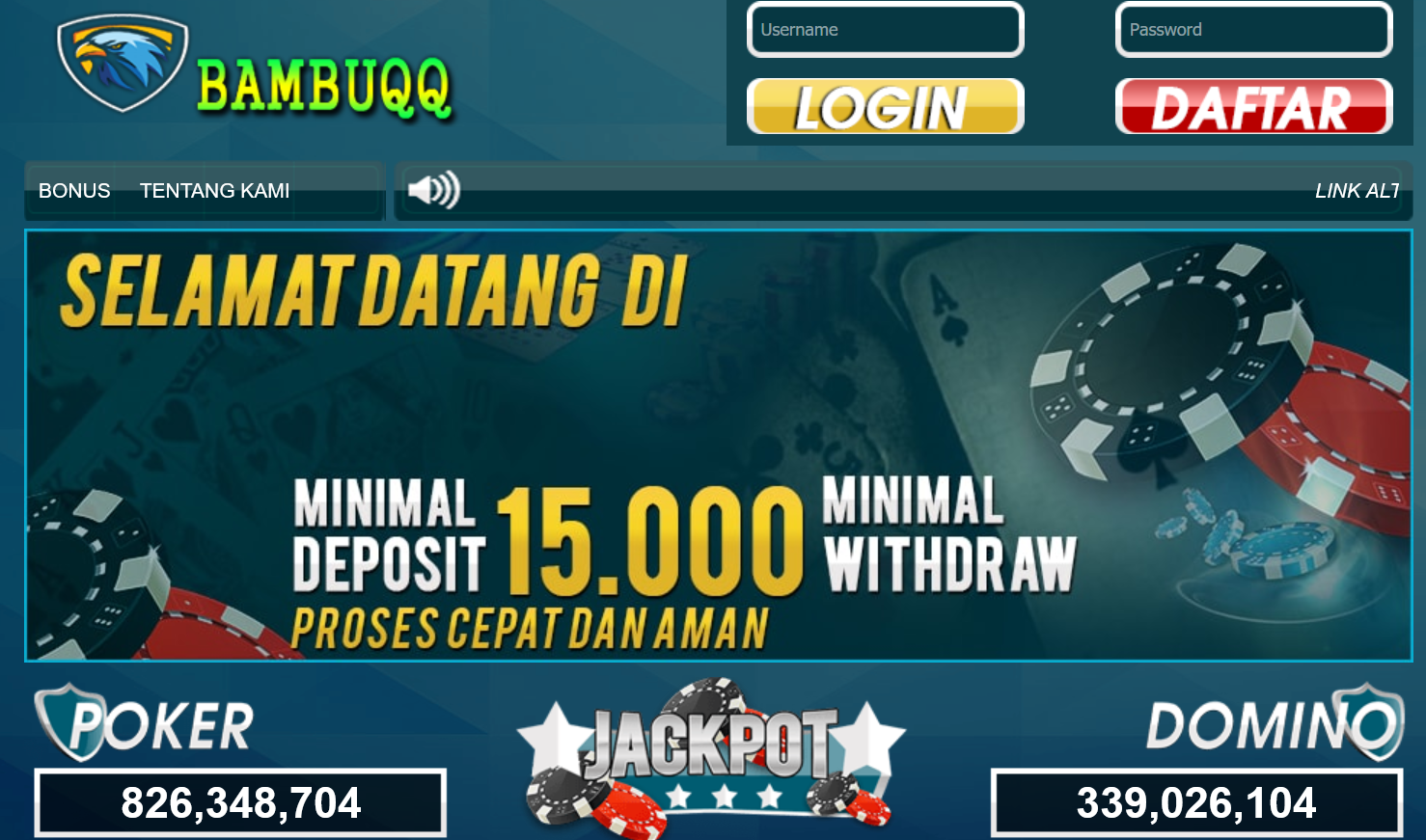 domino99 online bambuqq