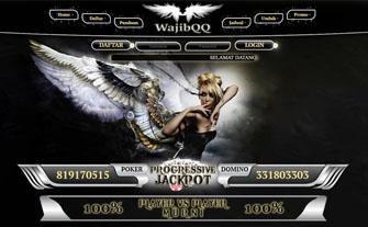 judi poker online wajibqq