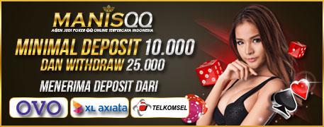 poker online manisqq